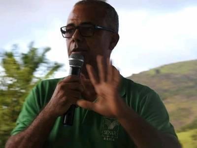 Amúlio Loureiro: Os desafios da agricultura em Canavieiras
