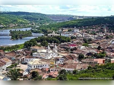 Cachoeira é sede do Governo da Bahia por mais um ano