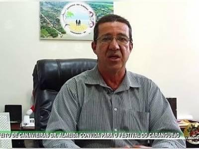 Canavieiras: Prefeito se torna réu em ação que o acusa de contratações irregulares